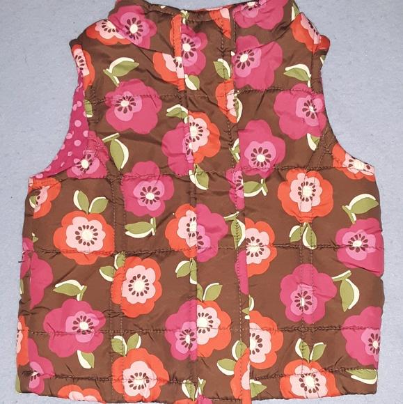 OshKosh B'gosh Other - 2T - OshKosh Flower Puffer Vest